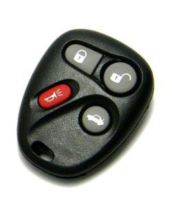 2001-2004 Oldsmobile Alero Keyless Entry Remote Fob (FCC ID: KOBLEAR1XT / P/N: 25695954, 25695955)